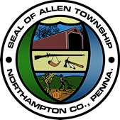 Seal of Allen Township